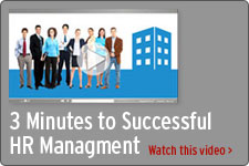 Successful Human Resources Management Video